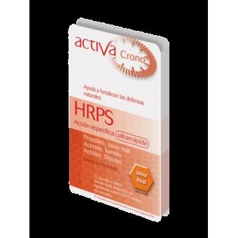 Crono HRPS   Produits Nutritifs