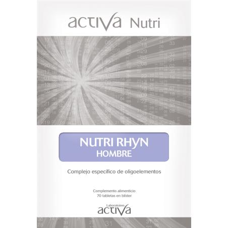 Activa Nutri Rhyn Hombre   Produits Nutritifs