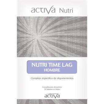 Complemento Alimenticio Time Lag Hombre Activa Nutri | Produits Nutritifs