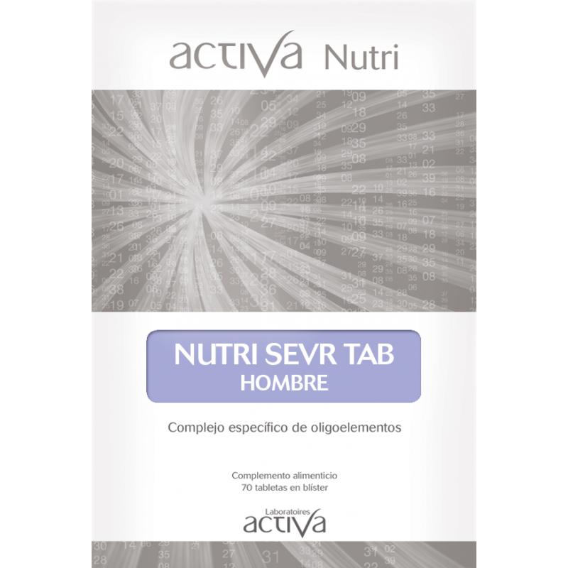 Complemento Alimenticio Sevr Tab Hombre Activa Nutri | Produits Nutritifs