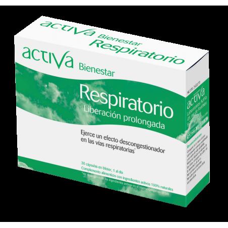 Complemento Alimenticio Respiratorio Activa Bienestar   Produits Nutritifs